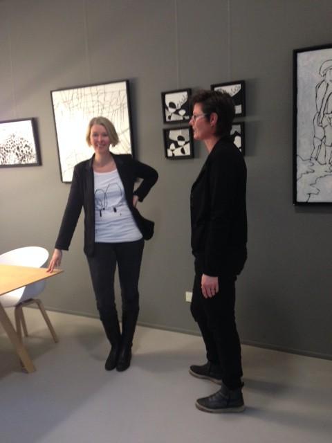 opening expositie José Hingst